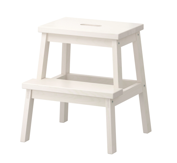 Stool Bekvam White