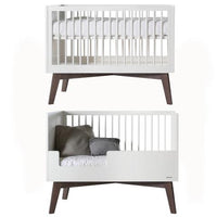 Kidsmill Sixties Pine Matt Cot Bed 70 x 140