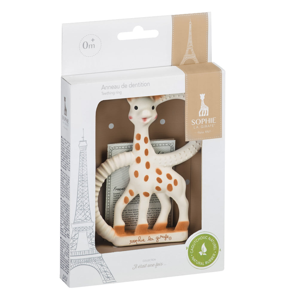 Sophie la Giraffe So'Pure Teething Ring