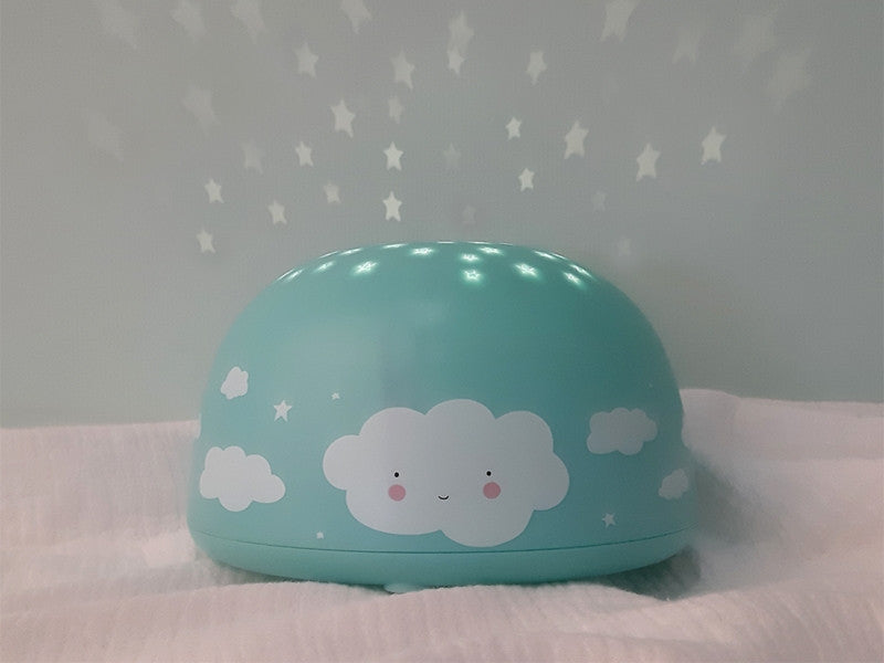 Little Lovely Company - Projector Light Cloud