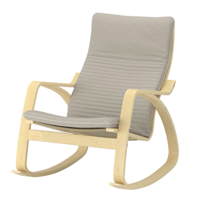 Rocking Chair Poang Berch