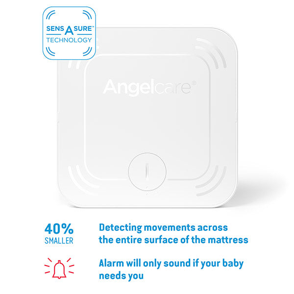 Angelcare AC127 Movement With Sound Monitor