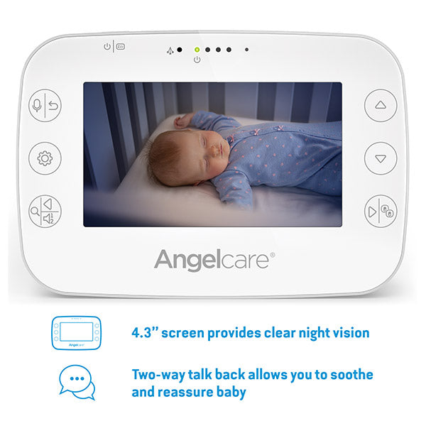 Angelcare AC320 Video & Sound Monitor