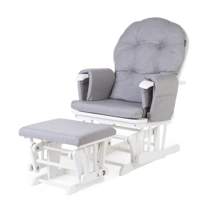 Gliding Chair including Footrest