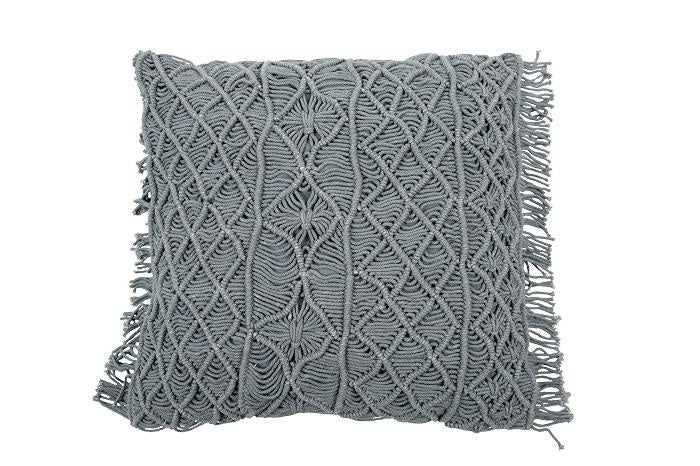 Cushion Mahon Fringes 45x45