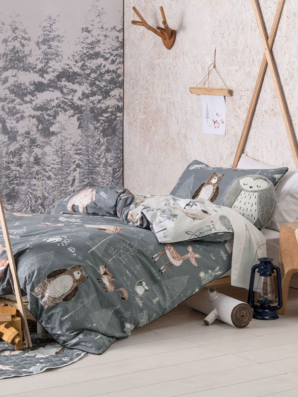 Duvet Cover Set Into The Woods