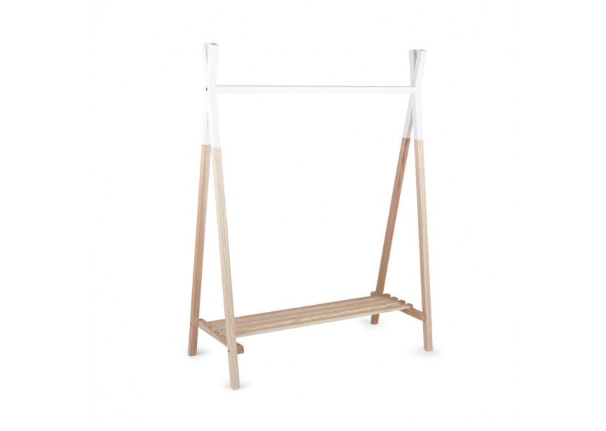 Teepee Open Clothing Rail