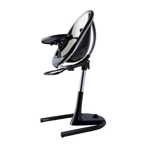 Mima Moon High Chair Black