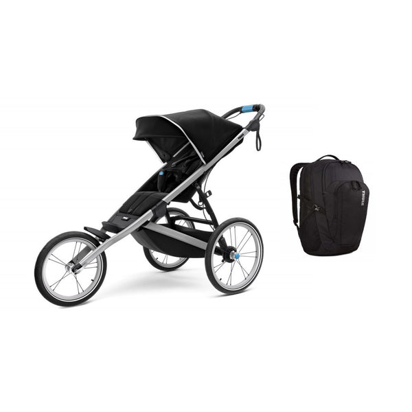Thule Urban Glide 2 Single + Thule Narrator 31L Backpack