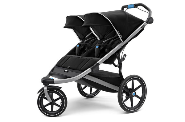 Thule Urban Glide2 Twin Jet Black