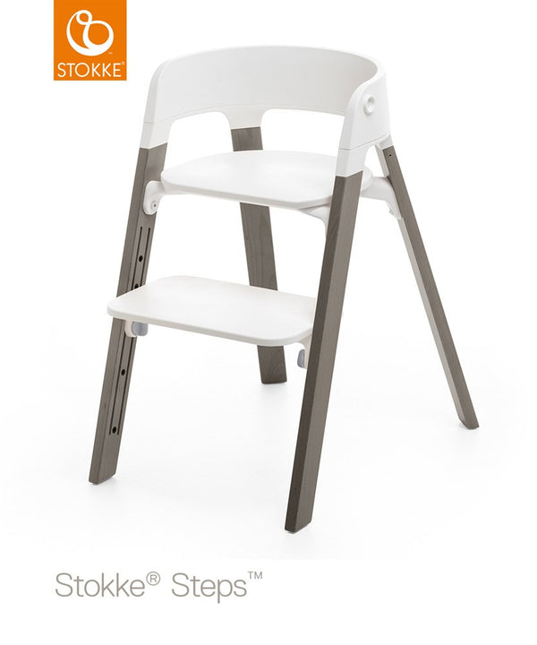 Stokke Steps Chair White Seat
