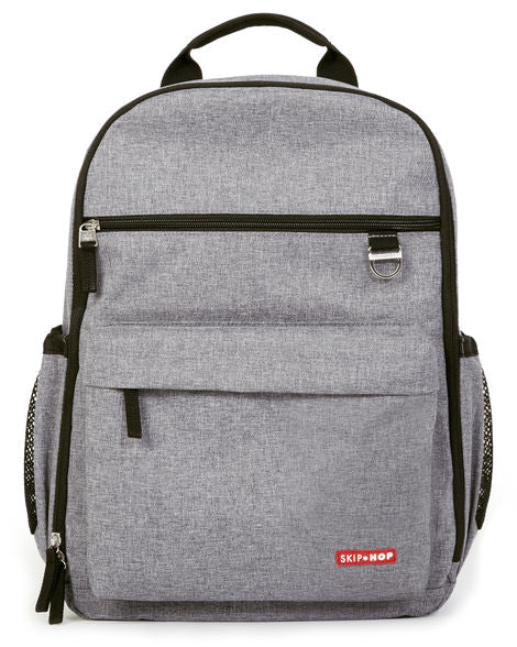 Backpack Signature Heather Grey Melange