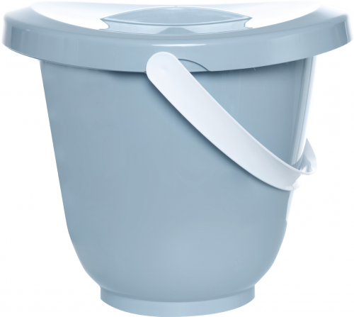 Luma Bath Bucket with Lid