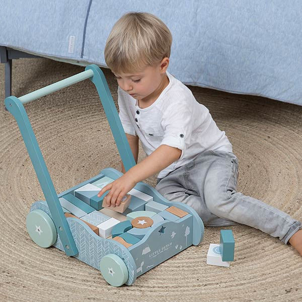 LD Toy Walker with Blocks Adventure