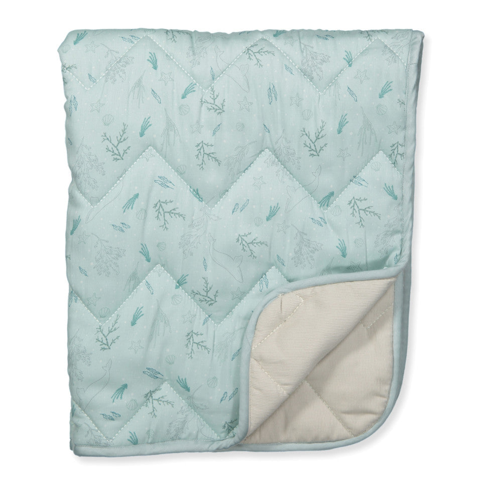 CamCam Baby Blanket