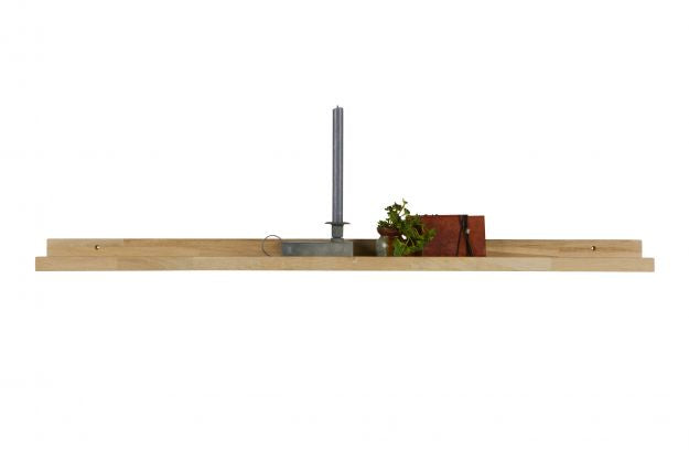 De Eekhoorn Oak Floating Shelf