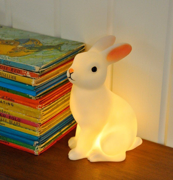 Nightlight Rabbit Woodland