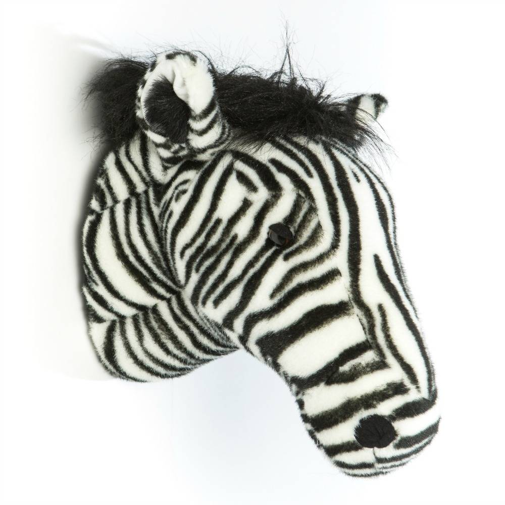 Wall Trophy Zebra