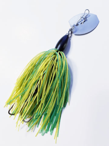 """3T"" Silicone Vibe 'Lemon Lime': Bass"