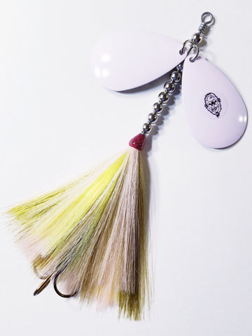 Double9 Squatch, Muskie/Pike Bucktail