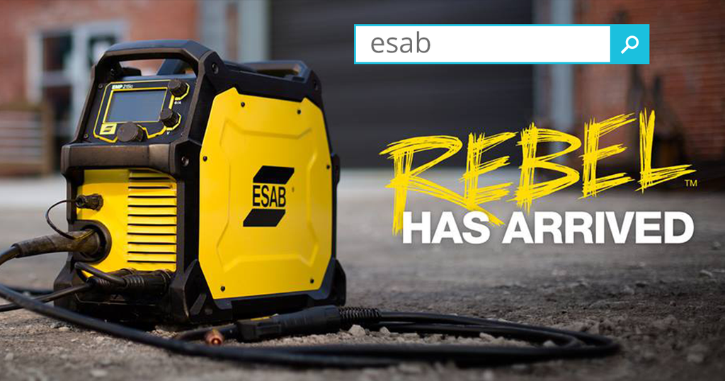 Do I need the 215ic or 235ic ESAB Rebel?