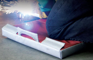 Save your knees with the Revco SmashPad Flame Resistant Welding Mat