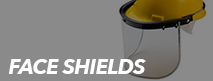 Face Shield Category Button