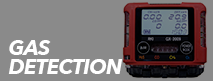 Gas Detection Button