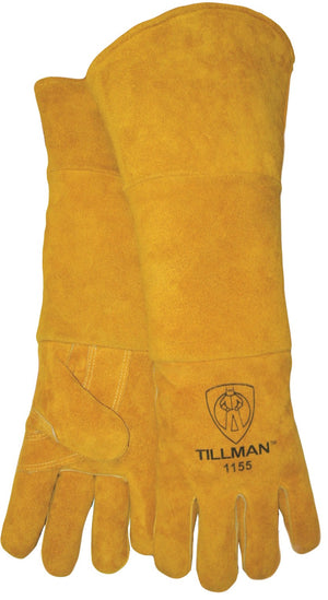 "Tillman 1155 20"" Specialty Stick Welding Gloves-ShopWeldingSupplies.com"