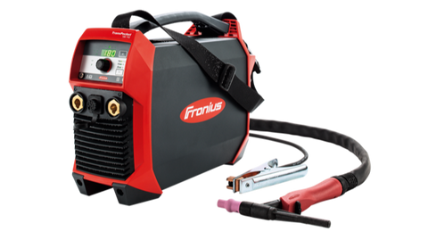 Fronius TransPocket 180MV Internal Gas TIG Welding Machine-ShopWeldingSupplies.com