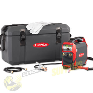 Fronius TransTig 210 Portable TIG/Stick Welding Machine - FREE SHIPPING*NEW PRODUCT*-ShopWeldingSupplies.com