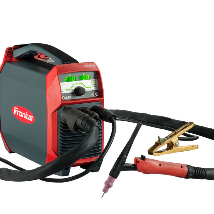 Fronius TransTig 210 Portable TIG/Stick Welding Machine - FREE SHIPPING*NEW PRODUCT*