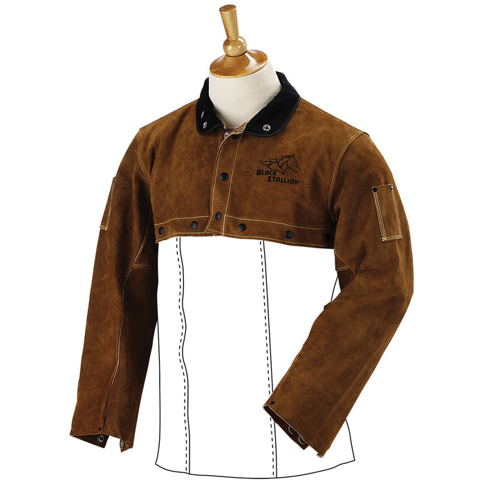 Revco Split Cowhide Cape Sleeves - 21CS