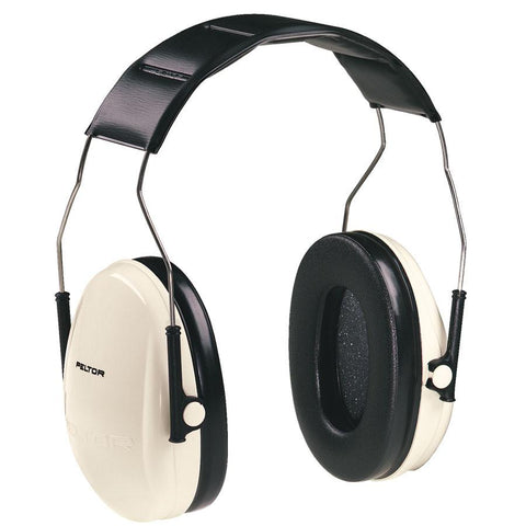 3M Peltor ER H6A/V Optime Low Profile Passive Earmuffs-ShopWeldingSupplies.com