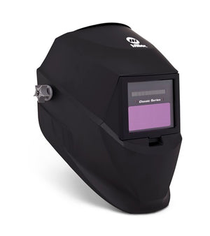 Miller Electric Classic Series Black Auto-Darkening (8-12 Shade) Welding Hood-ShopWeldingSupplies.com
