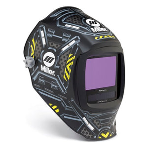 Miller Electric Digital Infinity™ Black Ops™ Auto-Darkening (8-13 Shade) Welding Hood-ShopWeldingSupplies.com