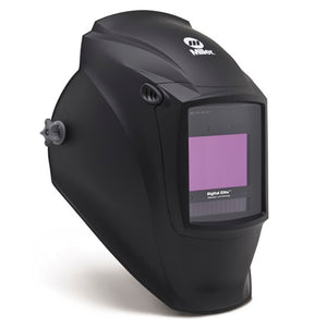 Miller Electric Digital Elite™, Black Auto-Darkening (8-13 Shade) Welding Hood-ShopWeldingSupplies.com