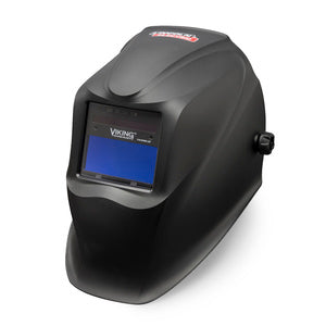 Lincoln Viking® 1740 Matte Black Welding Helmet-ShopWeldingSupplies.com