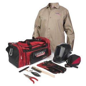 Lincoln Standard Welding Gear Ready-Pak® - K4416-ShopWeldingSupplies.com