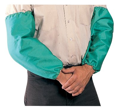 Tillman 6218 Green Fire Resistant Cotton Welding Sleeves