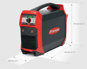 Fronius AccuPocket 150 Battery-Powered TIG-Stick Welding Machine-ShopWeldingSupplies.com