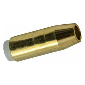 "Bernard Genuine 4491 3/4"" Heavy Duty Insulated Brass Nozzle (10/pack)-ShopWeldingSupplies.com"