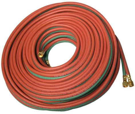 "Standard Twin Hose 3/8"" Grade-T (For All Fuel Gases)"