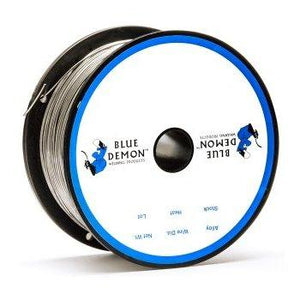 Blue Demon ER308/308L .030 Stainless Steel MIG Welding Wire (2LB Spool)-ShopWeldingSupplies.com