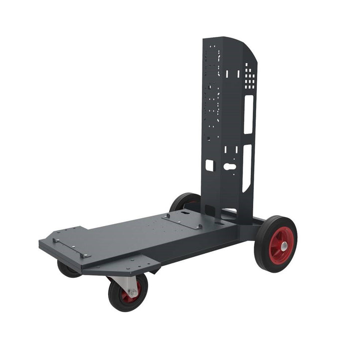 Fronius Machine Cart w/Cylinder Holder TU CAR PRO (Fits TransSteel 2700, TPS 270i, and more)