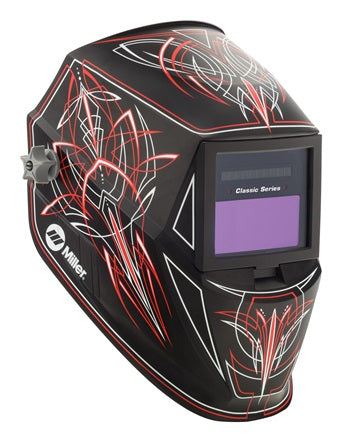 Miller Electric Classic Series Rise™ Auto-Darkening (8-12 Shade) Welding Hood
