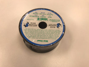 "Blue Demon ER70S-6 Steel .030"" MIG Welding Wire (2LB Spool)-ShopWeldingSupplies.com"