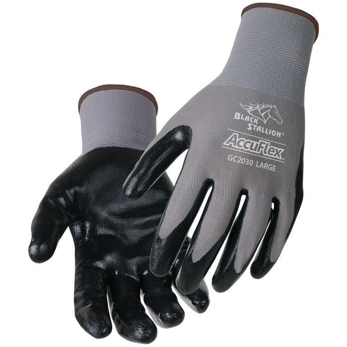 Revco AccuFlex™ Nitrile-Coated Nylon Glove - GR2030