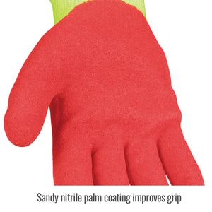 Revco AccuFlex™ A6 Cut Resistant Coated Glove-ShopWeldingSupplies.com