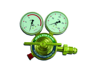 Weldmark 350-15-510 Heavy Duty Acetylene Regulator-ShopWeldingSupplies.com